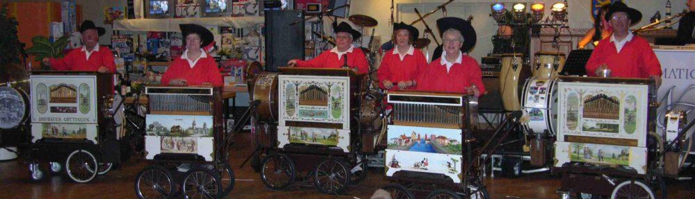 Ferdi's Drehorgel-Orchester