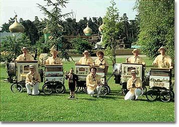 Drehorgelfestival Zoo Safaripark Stukenbrock